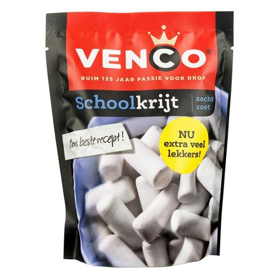 Venco Lakritz Schoolkrijt 250 g