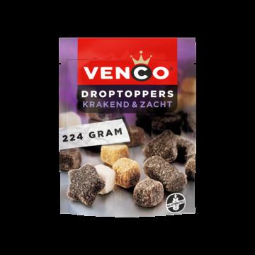 Venco Droptoppers Krakend & Zacht 224 g