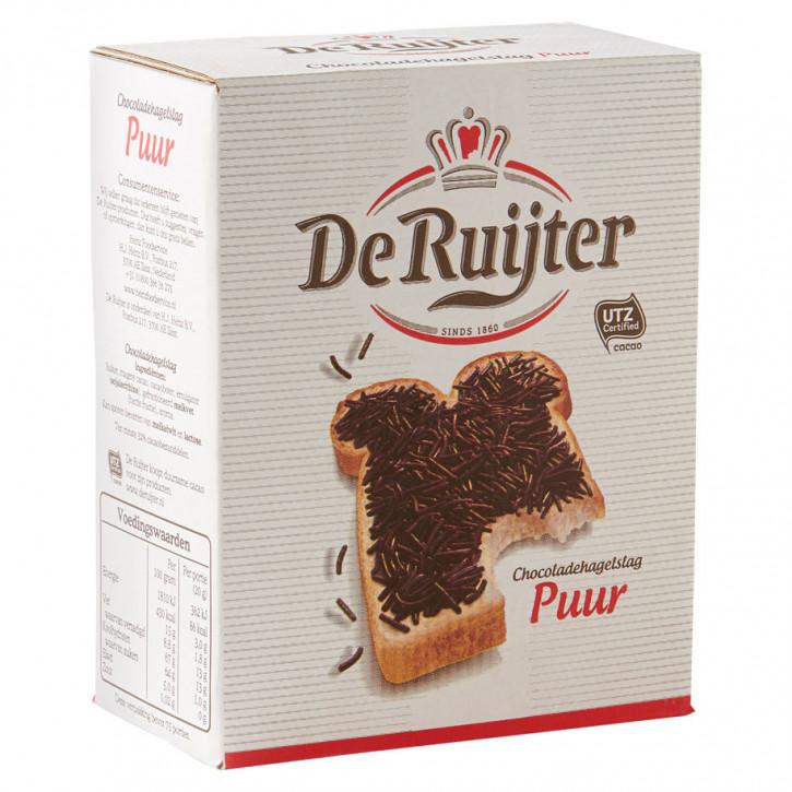 De ruijter Schokoladenstreusel zartbitter 1,5Kg