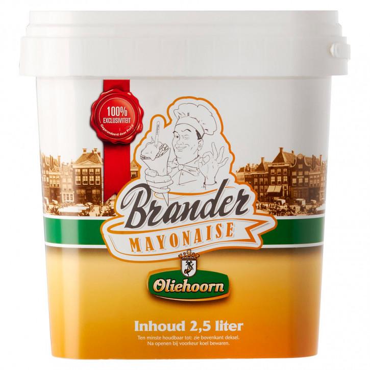 Brander Mayonnaise 2,5 l