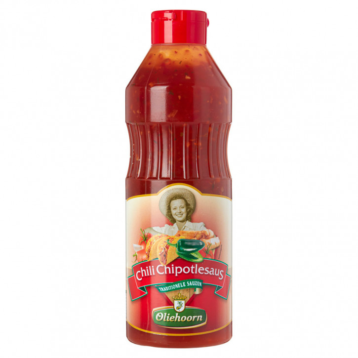 Oliehoorn Sweet chili chipotle 900ml