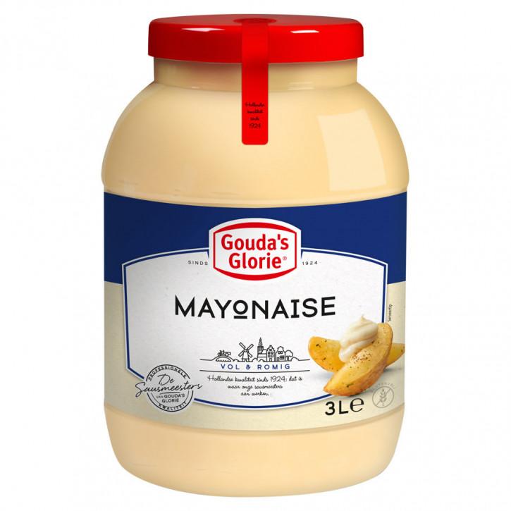 Gouda's Glorie - Mayonnaise - Glas 3L