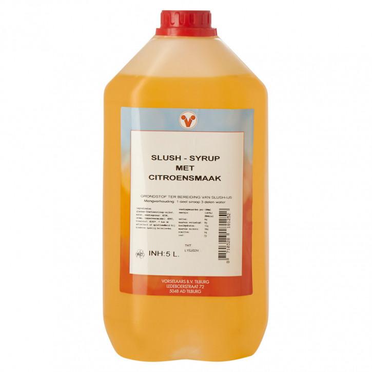 Slush Sirup Zitrone 5Liter