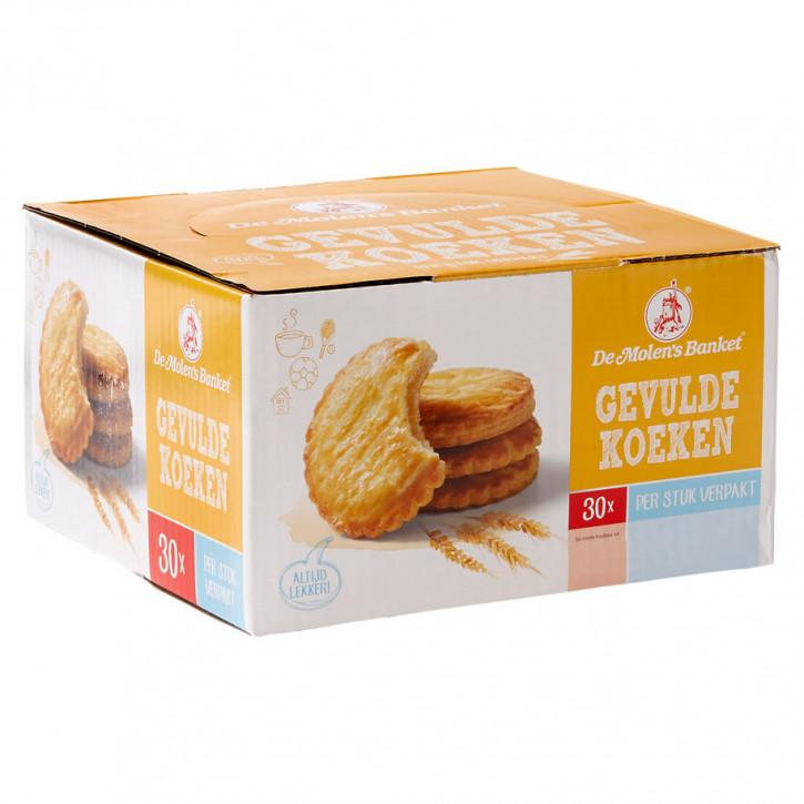 De molen's banket Gefüllte kekse 30x1
