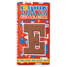 Tony's Buchstabenriegel Milchschokolade E