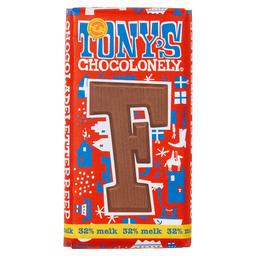Tony's Buchstabenriegel Milchschokolade F