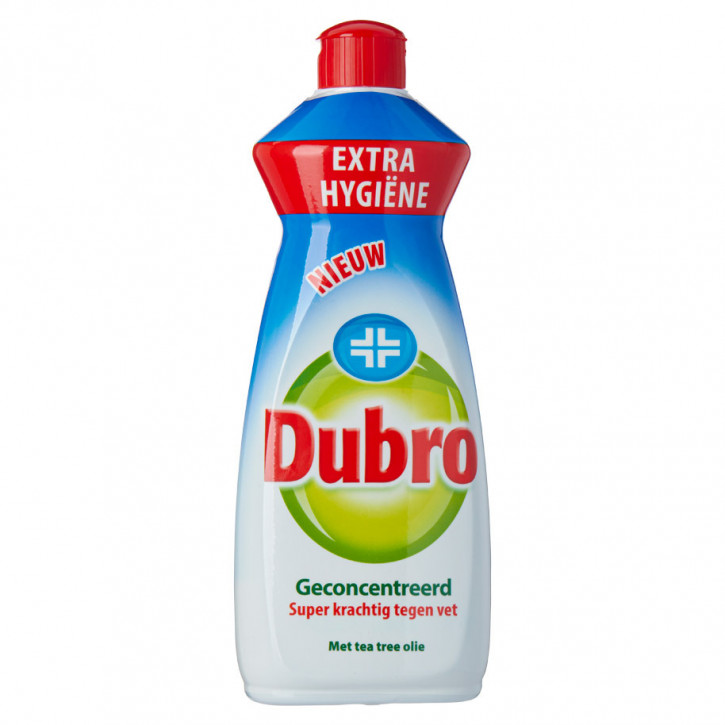 Dubro Waschmittel extra Hygiene 500ml