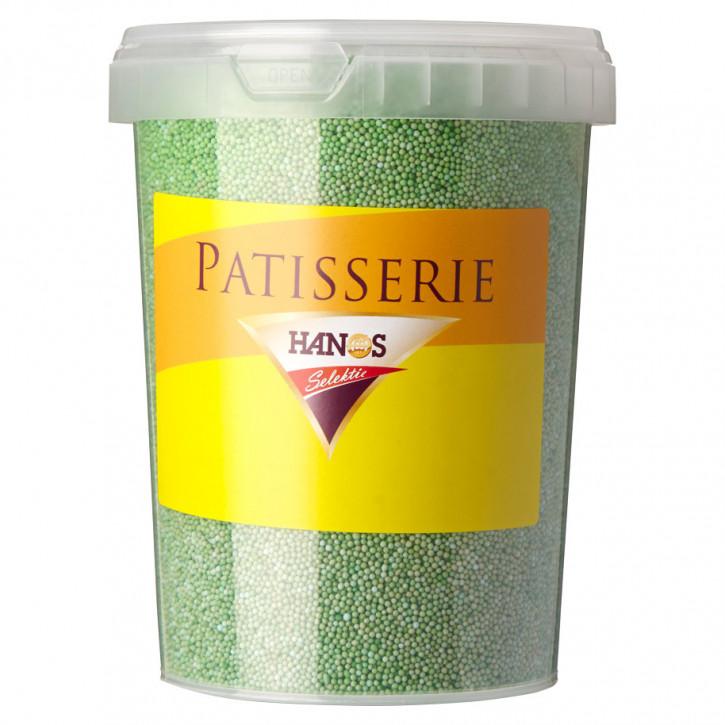 Zuckerdekor Eisstreusel Grün 1,3Kg