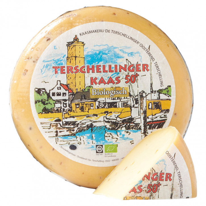 Terschellinger Käse bockshornklee biologisch 5Kg