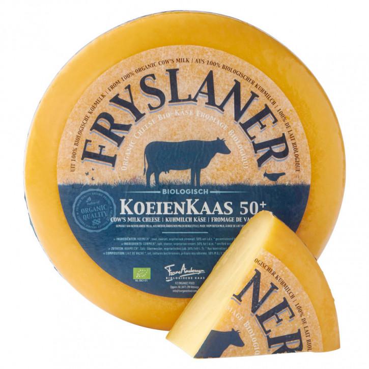 Kaese fryslaner medium biologisch 4,2Kg
