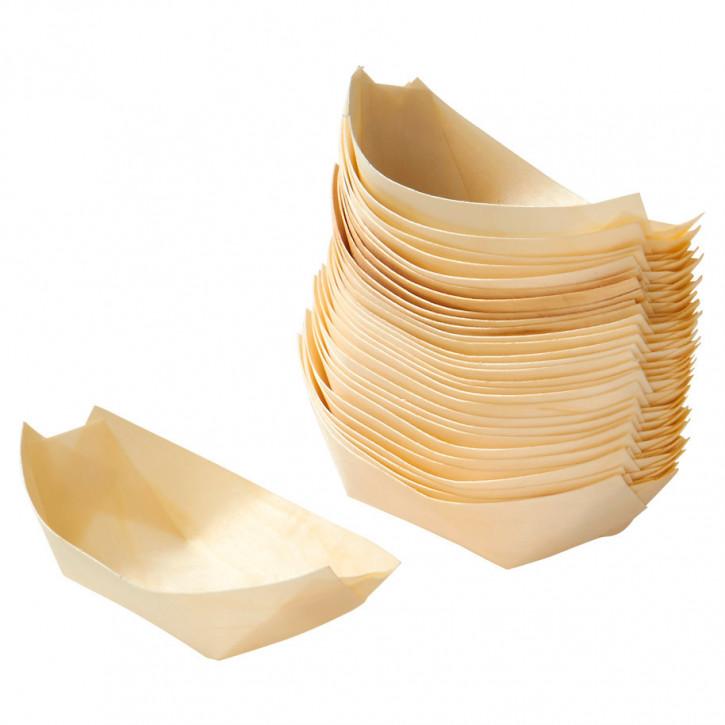 Select Schälchen 100mm Holz oval