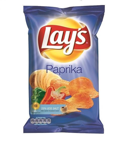 Lays Chips Paprika 20 x 40G