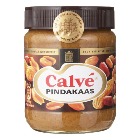 Calve Pindakaas Erdnussbutter 350g