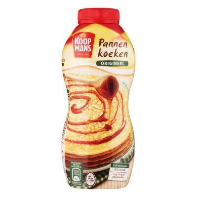 Koopmans Pannenkoeken mix shaker 175 g