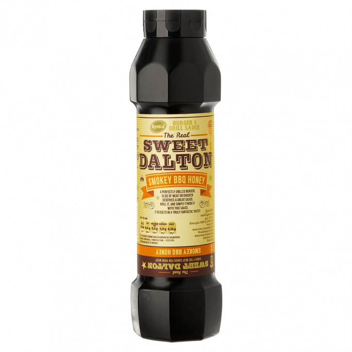 Remia - Burger & Grill Sweet Dalton Smokey BBQ Honey - 800 ml