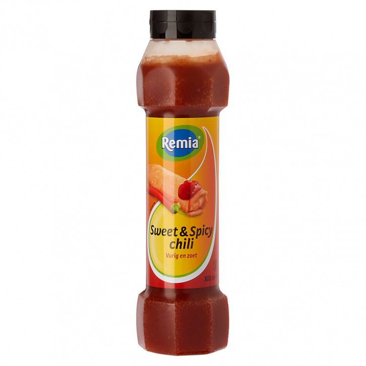 Remia  Chilisauce sweet & spicy 800ml