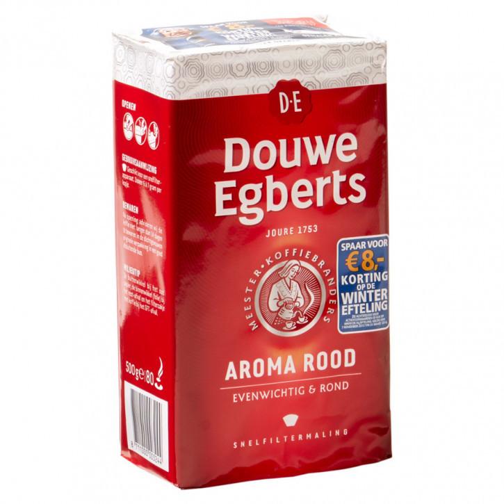 Douwe egberts Aroma Rood 500gr Snelfilter