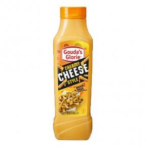 Vegan Creamy cheese style gouda's glorie 850ml
