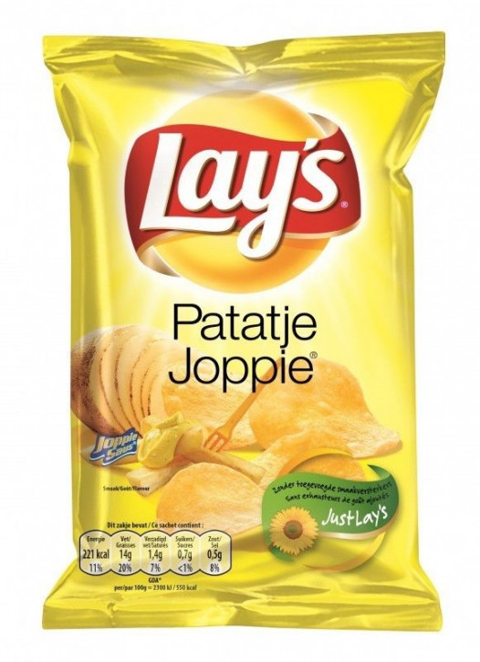 Lays Chips Patatje Joppie 40G