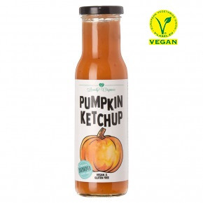 Vegan Ketchup kürbis bio 250ml