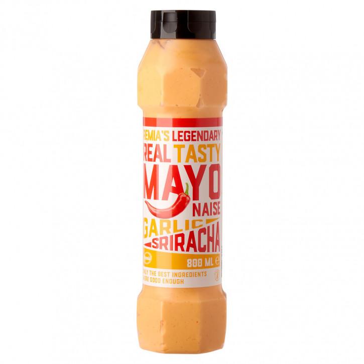 Remia mayo garlic sriracha legendary 800ml