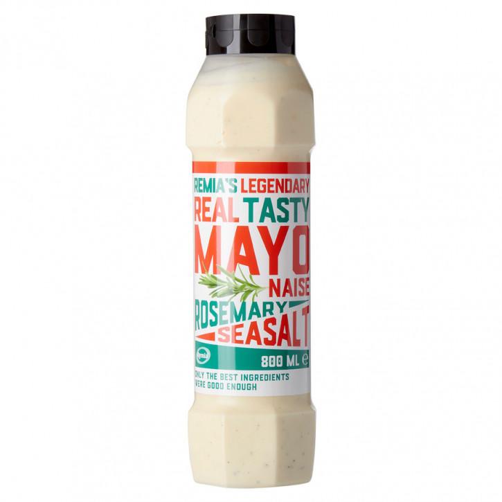Remia Mayonaise 'Rosemary-Seasalt' 800ml