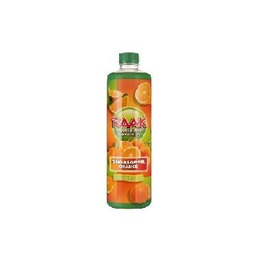 Raak Siroop Sinaasappel 750ml