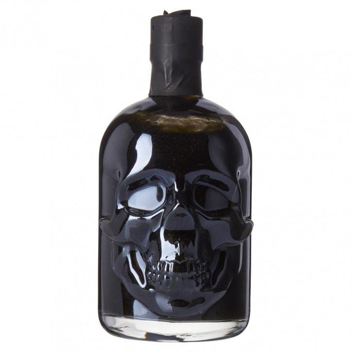 Saus.Guru's Skull Hot Sauce Black Gold 0,5 Liter