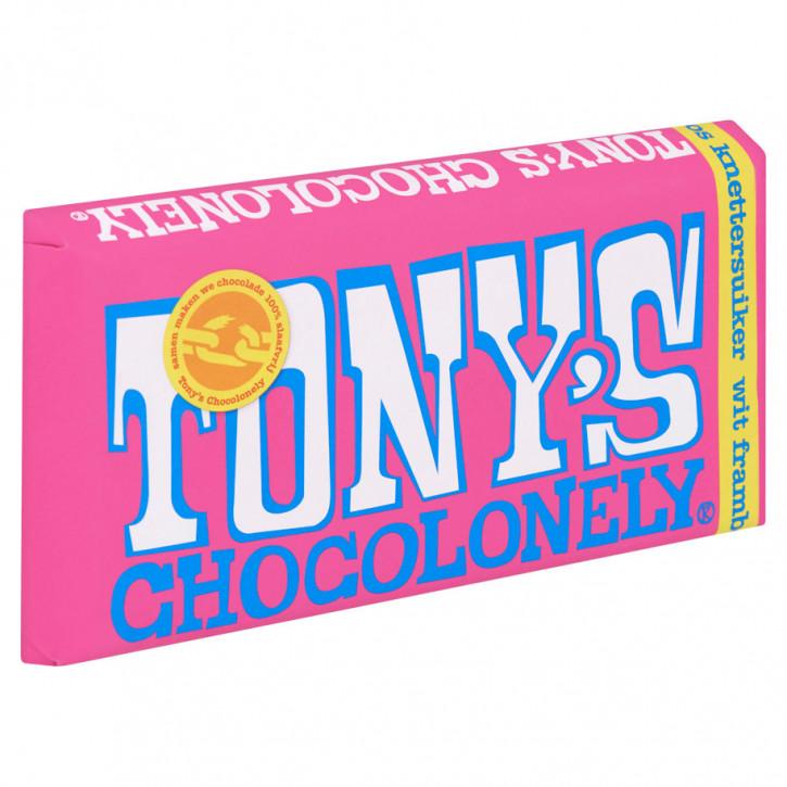 Tony's chocolonely weiß knettersuiker 180gFairtrade