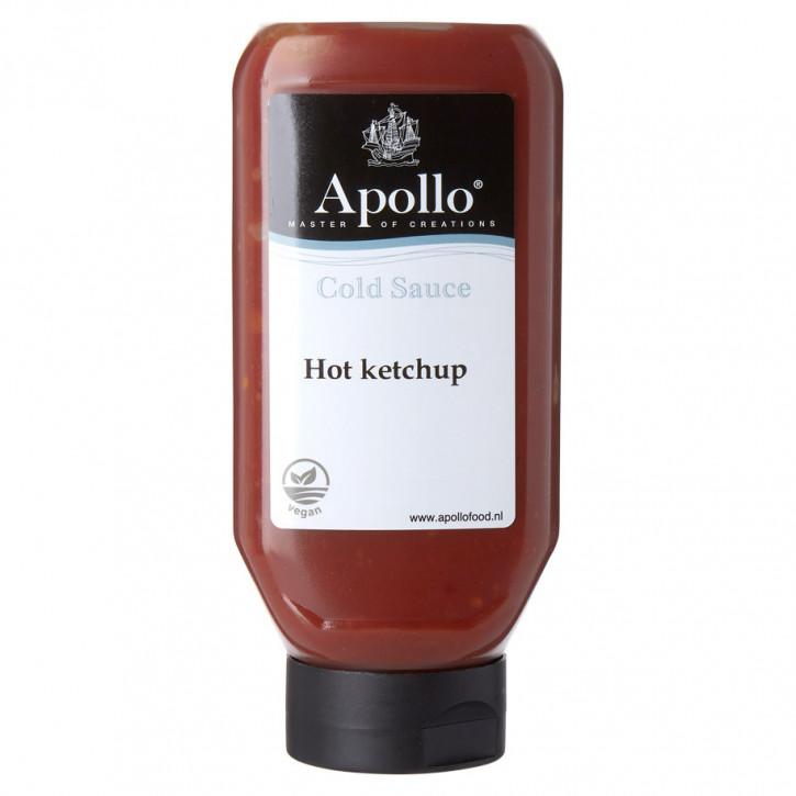 Vegan hot ketchup Apollo