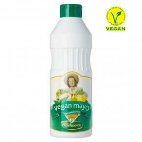 Vegan Oliehoorn mayo knijpfles 900ml