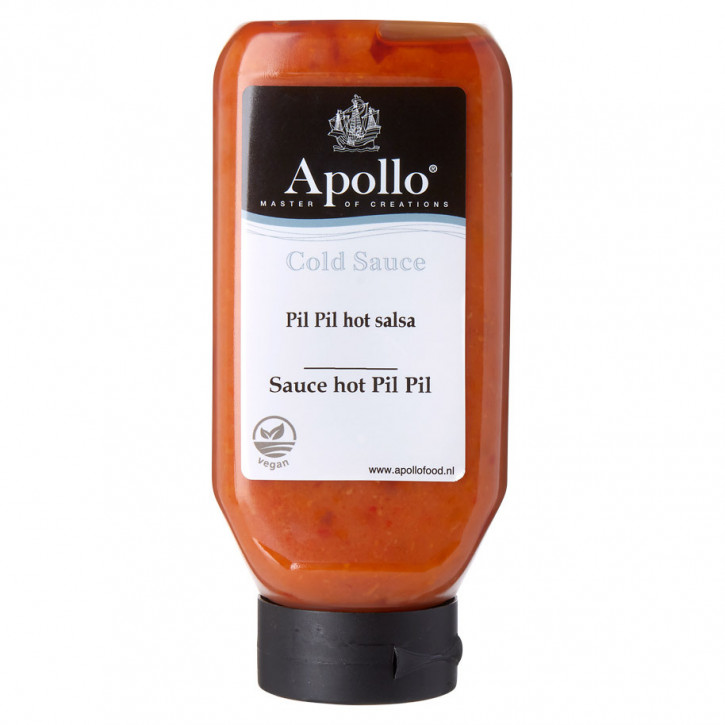 Vegan pil pil salsa Apollo