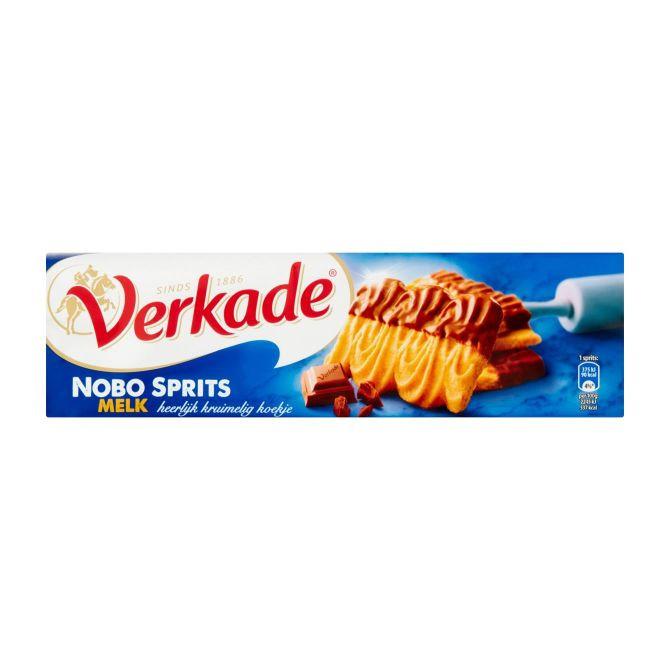 Verkade Nobo Sprits Melk Kekse 200g