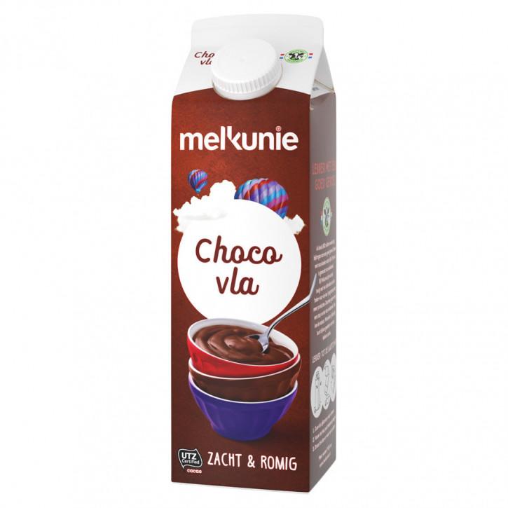 Vla schokolade Melkunie 1Liter