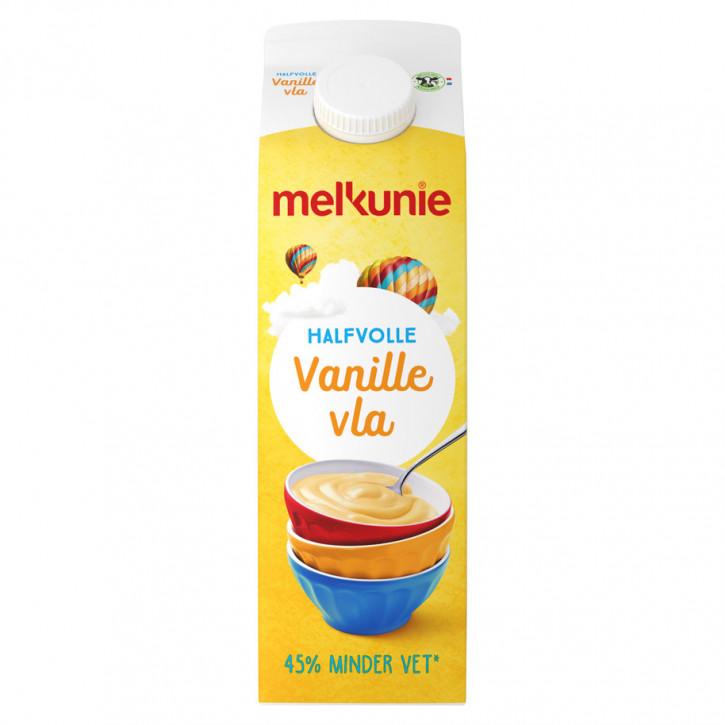 Vla Vanille Melkunie 1 Liter