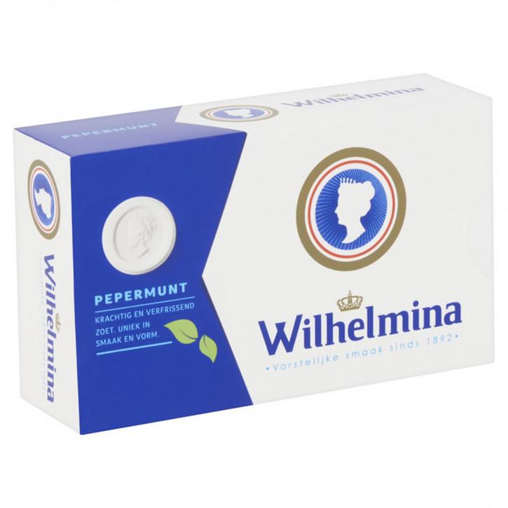 Fortuin Wilhelmina Pepermunt Pfefferminze 100g