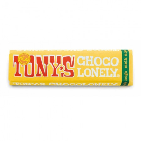 Tony's chocolonely milchschokolade 47gr Fairtrade